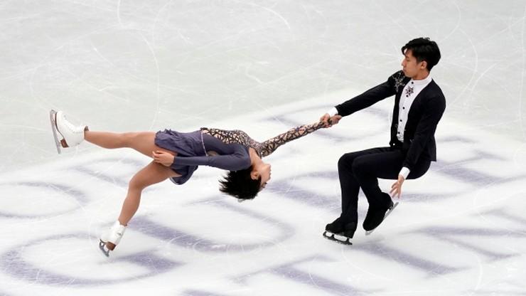 MŚ w łyżwiarstwie figurowym: Chińczycy mają najlepszą parę sportową