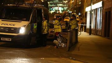 Eksplozja w hali Manchester Arena. Wzrosła liczba ofiar. Zamachowiec zginął w wybuchu