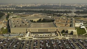 Pentagon: za próbą zawrócenia brytyjskiego tankowca w cieśninie Ormuz stał Iran