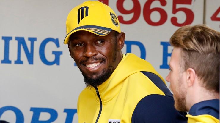 Bolt zadebiutuje w roli piłkarza