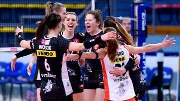 TAURON Liga: ŁKS Commercecon Łódź w półfinale fazy play-off