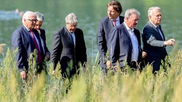 Steinmeier: zdecydowana wola utrzymania jedności Europy