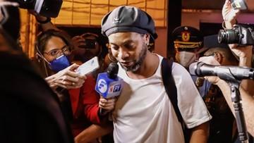 Ronaldinho odzyskał wolność. To go jednak dużo kosztowało
