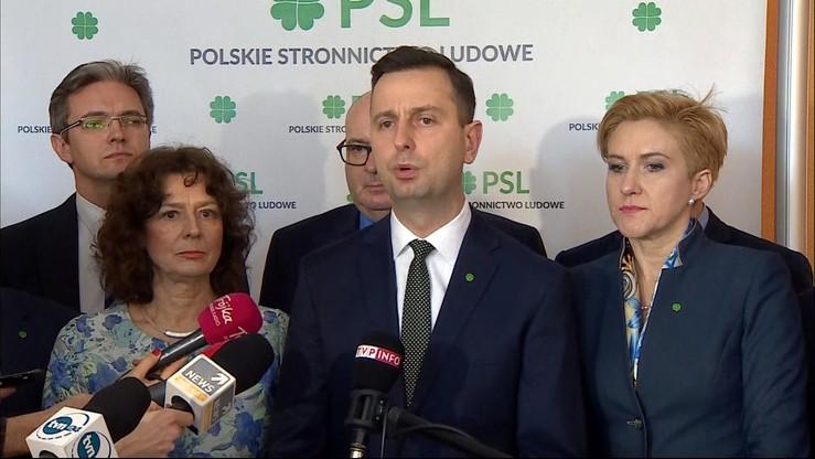 Rada Naczelna PSL zdecydowała o dołączeniu Stronnictwa do Koalicji Europejskiej