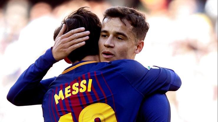 Piłkarz Barcelony wciąż w grze o... triumf w Lidze Mistrzów