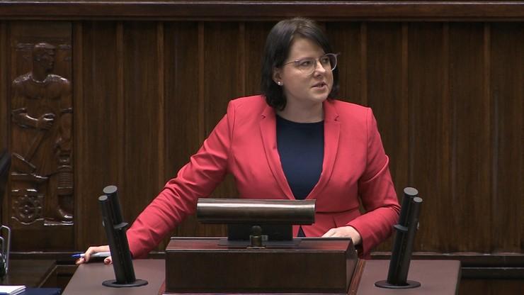 Sąd zdecydował ws. Godek. Została pozwana za wypowiedź na antenie Polsat News