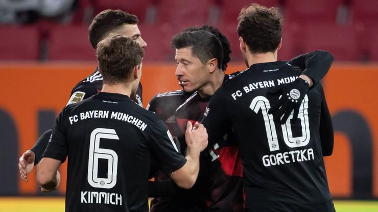 Gol Roberta Lewandowskiego zapewnił zwycięstwo Bayernowi