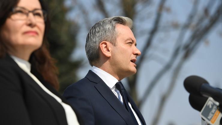 Biedroń: wybory korespondencyjne niemożliwe - Poczta Polska jest sparaliżowana