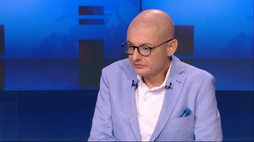 - Historia zatacza koło. Frasyniuk znowu walczy o naszą wolność - Michał Kamiński w Polsat News.