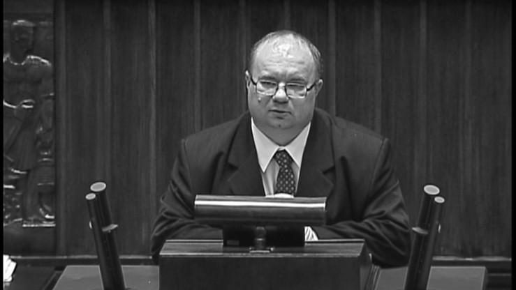 Pogrzeb posła Rafała Wójcikowskiego we wtorek