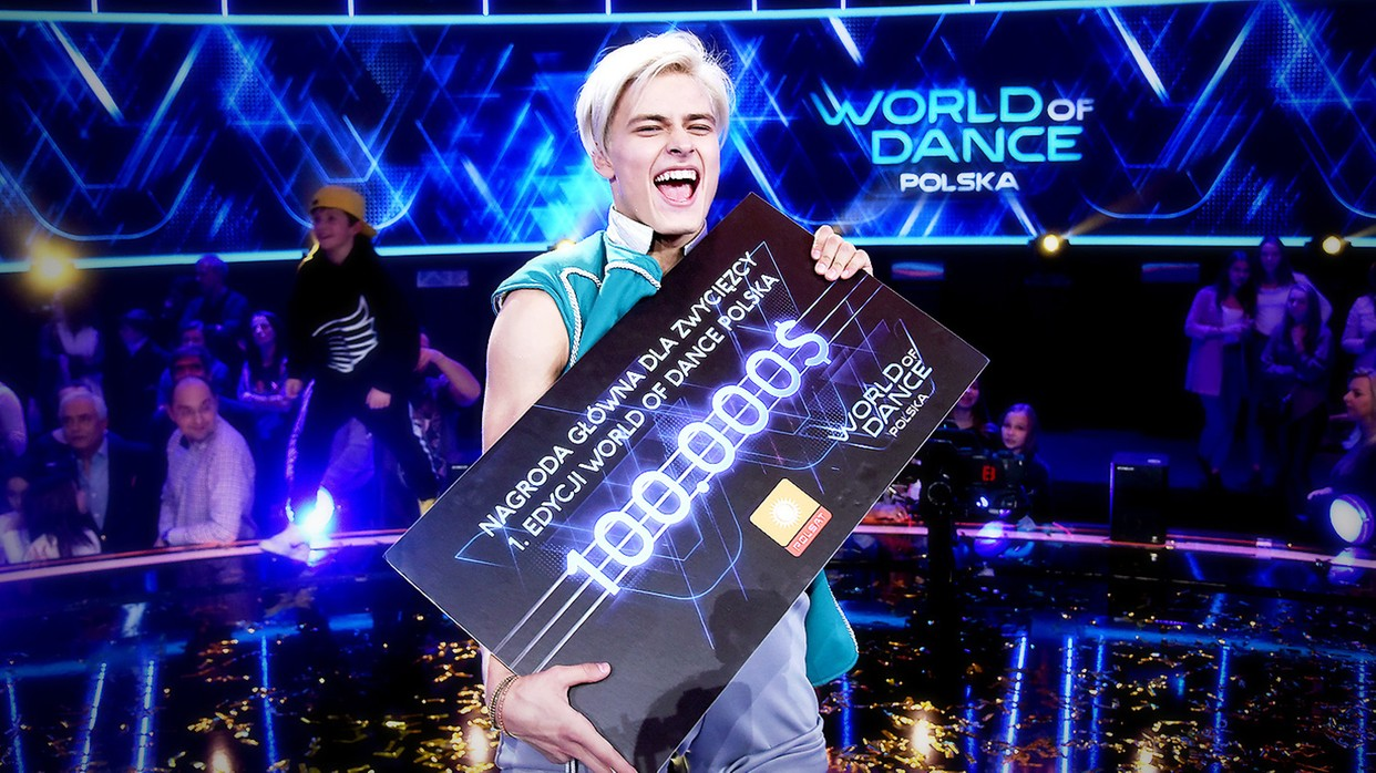 World of Dance - Polska: Finał i 100 tysięcy dolarów dla... - Polsat.pl