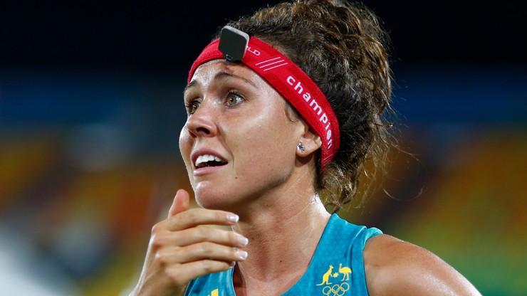 Tokio: Złota medalistka z Rio w pięcioboju nowoczesnym Chloe Esposito wróciła do treningów