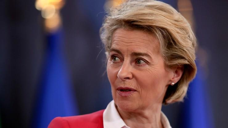 Szefowa KE: polityczne porozumienie ws. paszportów szczepień możliwe do końca maja