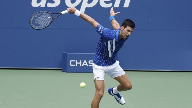 Ranking ATP: Novak Djokovic wyprzedził Pete'a Samprasa w klasyfikacji wszech czasów
