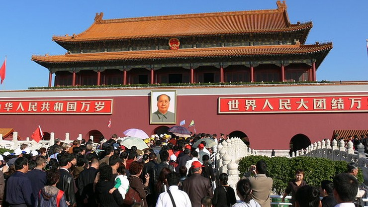 """29. rocznica masakry na placu Tiananmen w Pekinie. """"Jesteśmy dalej od demokracji niż byliśmy wtedy"""""""