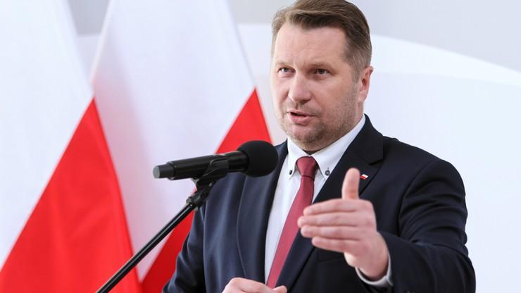 Przemysław Czarnek: nie pozwalamy na podział dzieci na zaszczepione i niezaszczepione