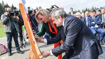 W Dusznikach-Zdroju powstaje ósmy ośrodek przygotowań olimpijskich