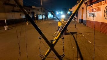 Dwie osoby zginęły podczas starć na granicy Wenezueli z Brazylią