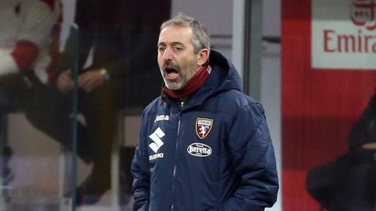 Marco Giampaolo zwolniony z Torino
