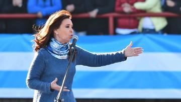 Była prezydent Argentyny wraca do polityki. Będzie kandydowała do Senatu