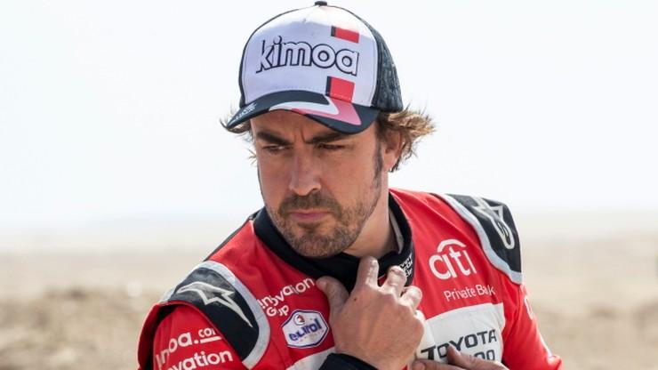 Fernando Alonso o krok od Formuły 1!