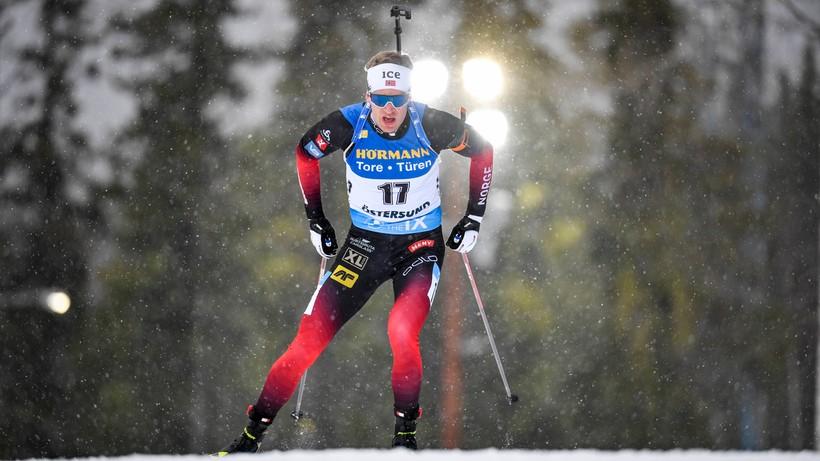 Mistrz olimpijski przyznał się do korzystania z usług uzdrowiciela. To on uratował karierę norweskiego biathlonisty