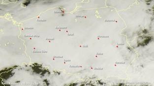 01.03.2021 09:00 Cała Polska pod chmurami. Pogodą rządzi zgniły wyż Żaklina, który przynosi bardzo gęste mgły