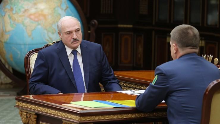 Tajemnicze spotkanie w areszcie. Łukaszenka rozmawiał z  przedstawicielami opozycji