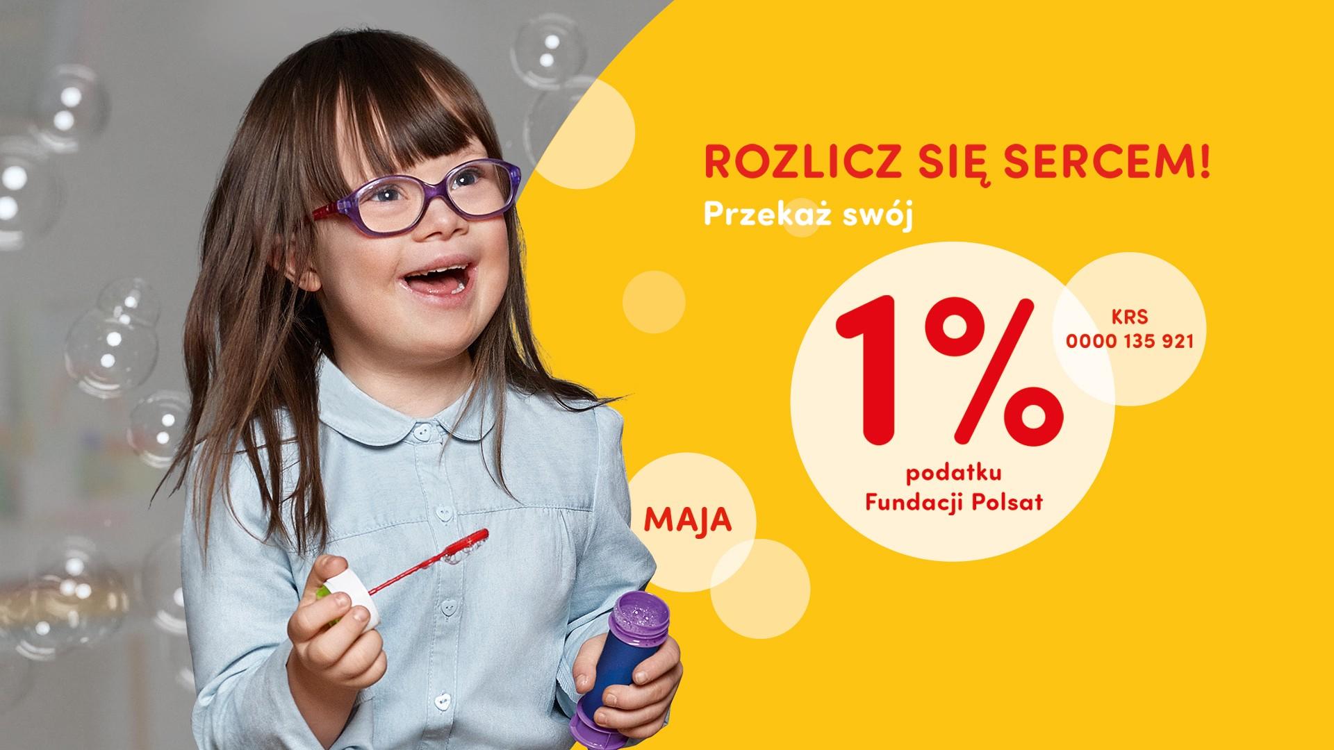 Każdy może pomóc podopiecznym Fundacji Polsat