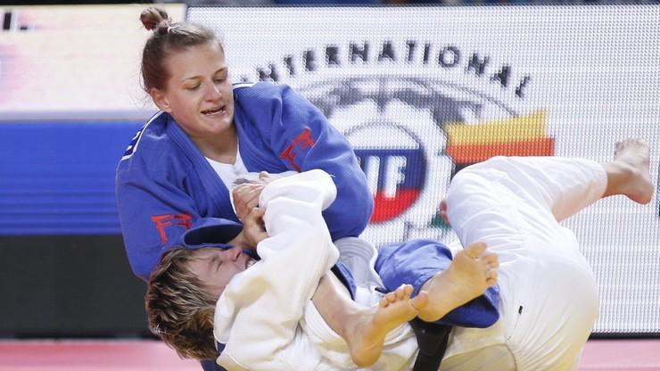 GP w judo: Trzecie miejsce polskiej judoczki w Budapeszcie