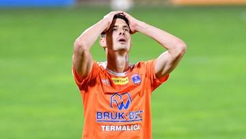 Fortuna 1 Liga: Radomiak uratował punkt w Niecieczy. Bez zmian w strefie barażowej