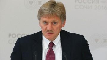 """Kreml: na wydalenie dyplomatów odpowiemy w """"stosownym czasie"""""""