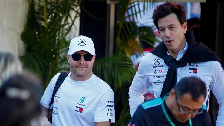 Formuła 1: Ważna deklaracja szefa Mercedesa
