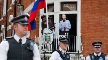 Ekwador zgodził się na przesłuchanie podejrzanego o gwałt twórcy WikiLeaks