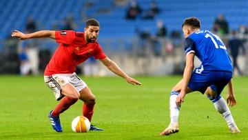 Liga Europy: Dobry mecz, ale przegrany. Lech gorszy od Benfiki