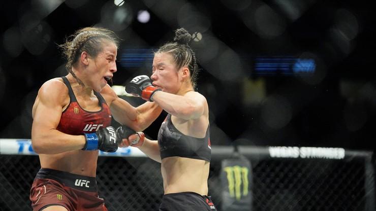 UFC 248. Jędrzejczyk - Zhang: Co działo się za kulisami? (WIDEO)