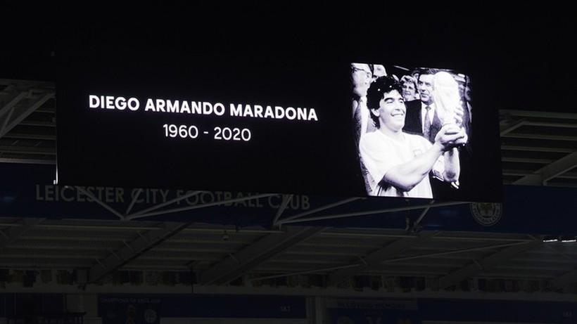 Specjalny mecz ku pamięci Diego Maradony