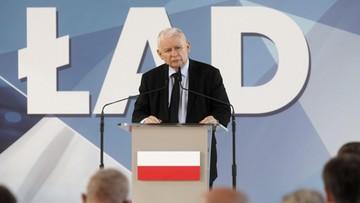 Kaczyński: dzięki Polskiemu Ładowi mamy szansę więcej płacić niż dostawać
