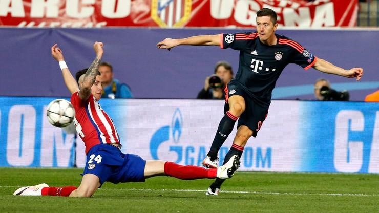 LM: Lewandowski nie strzelił, Bayern przegrał w Madrycie