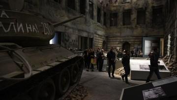 """Pomaska apeluje o przywrócenie filmu na wystawie w Muzeum II Wojny Światowej. """"Tej prośbie nie ulegniemy"""""""