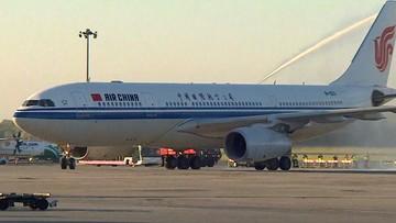 Linia Air China ruszyła z lotami do Warszawy