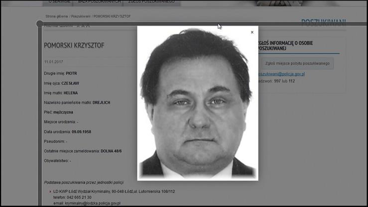 Opisywał, jak gwałcił i zabijał. List gończy za podejrzanym o  posiadanie treści pornograficznych z udziałem dzieci