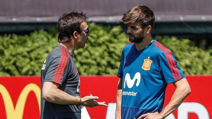 MŚ 2018: Trener Hiszpanii zwolniony. Następca wybrany!