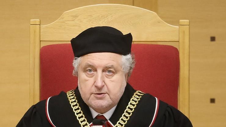 Nie przyjęto nowego regulaminu Trybunału