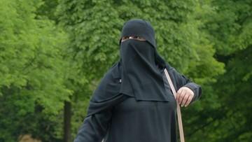 """Brytyjska partia za wprowadzeniem zakazu noszenia burki i nikabu. """"Świadoma bariera w integracji"""" i """"zagrożenie bezpieczeństwa"""""""