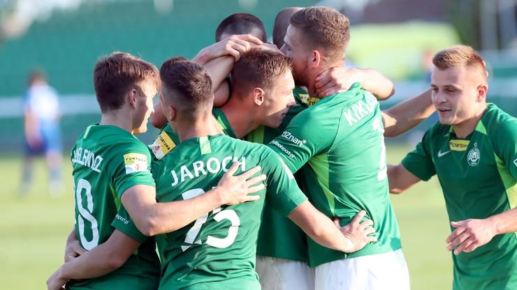 Fortuna 1 Liga: Mecz pięknych goli! Warta pokonała Odrę i jest liderem