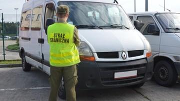 Kolejny etap strajku służb mundurowych. Związkowcy zapowiadają drobiazgowe kontrole na granicach