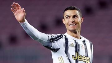 Liga Mistrzów: Pogrom w Barcelonie, Ronaldo z dubletem