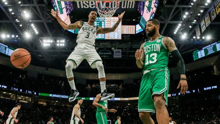 NBA: Bucks w finale na Wschodzie, przewaga Warriors nad Rockets