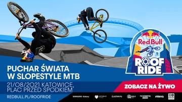 Polsat Games pokaże na żywo zawody Red Bull Roof Ride w Katowicach
